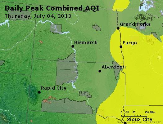Peak AQI - http://files.airnowtech.org/airnow/2013/20130704/peak_aqi_nd_sd.jpg