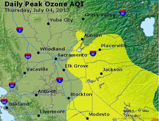 Peak Ozone (8-hour) - http://files.airnowtech.org/airnow/2013/20130704/peak_o3_sacramento_ca.jpg