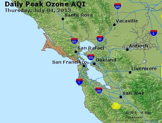 Peak Ozone (8-hour) - http://files.airnowtech.org/airnow/2013/20130704/peak_o3_sanfrancisco_ca.jpg