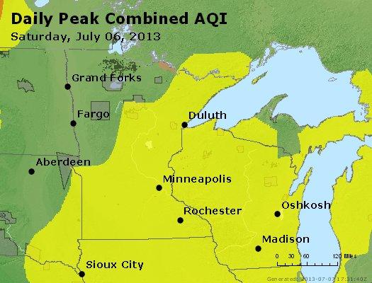 Peak AQI - http://files.airnowtech.org/airnow/2013/20130706/peak_aqi_mn_wi.jpg