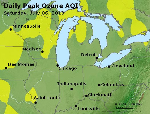 Peak Ozone (8-hour) - http://files.airnowtech.org/airnow/2013/20130706/peak_o3_mi_in_oh.jpg