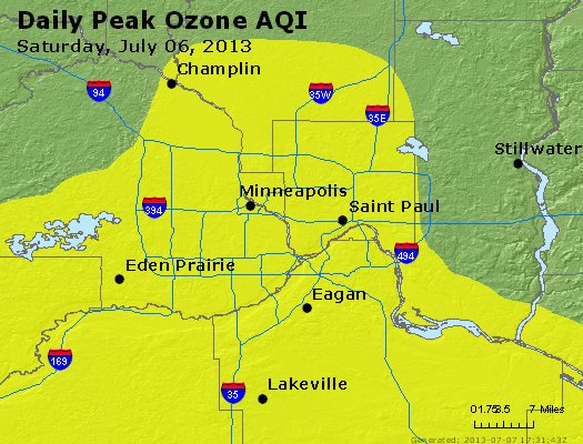 Peak Ozone (8-hour) - http://files.airnowtech.org/airnow/2013/20130706/peak_o3_minneapolis_mn.jpg