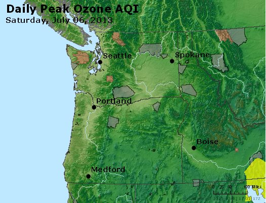 Peak Ozone (8-hour) - http://files.airnowtech.org/airnow/2013/20130706/peak_o3_wa_or.jpg