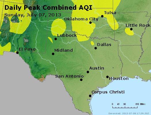Peak AQI - http://files.airnowtech.org/airnow/2013/20130707/peak_aqi_tx_ok.jpg