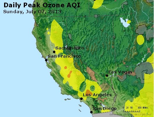 Peak Ozone (8-hour) - http://files.airnowtech.org/airnow/2013/20130707/peak_o3_ca_nv.jpg