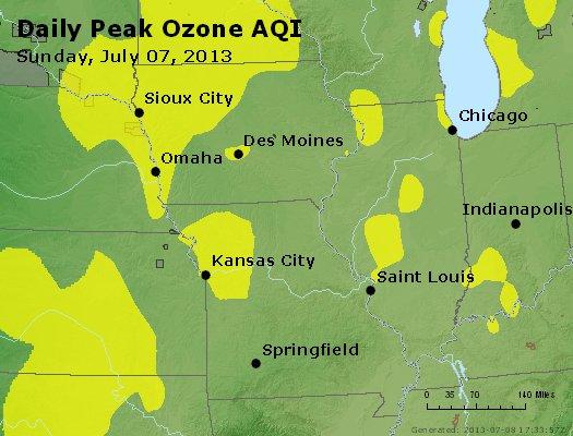 Peak Ozone (8-hour) - http://files.airnowtech.org/airnow/2013/20130707/peak_o3_ia_il_mo.jpg