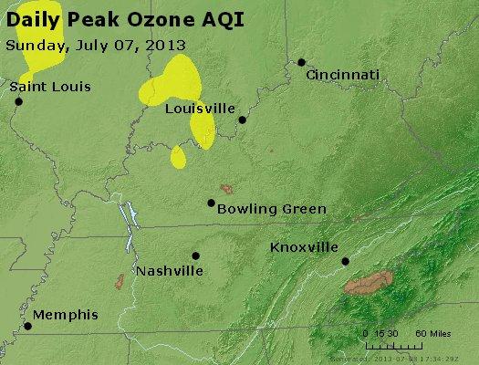 Peak Ozone (8-hour) - http://files.airnowtech.org/airnow/2013/20130707/peak_o3_ky_tn.jpg