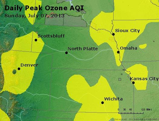 Peak Ozone (8-hour) - http://files.airnowtech.org/airnow/2013/20130707/peak_o3_ne_ks.jpg