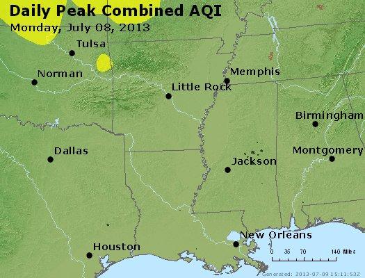 Peak AQI - http://files.airnowtech.org/airnow/2013/20130708/peak_aqi_ar_la_ms.jpg