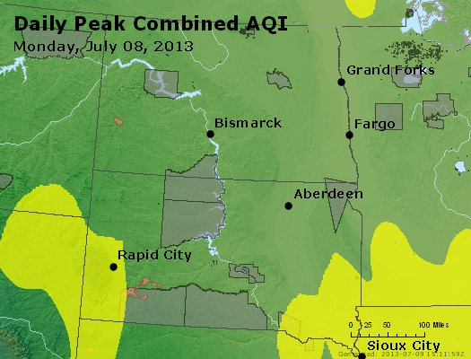 Peak AQI - http://files.airnowtech.org/airnow/2013/20130708/peak_aqi_nd_sd.jpg