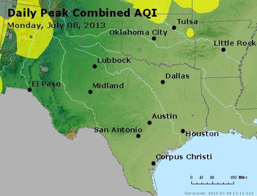 Peak AQI - http://files.airnowtech.org/airnow/2013/20130708/peak_aqi_tx_ok.jpg