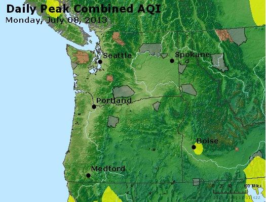 Peak AQI - http://files.airnowtech.org/airnow/2013/20130708/peak_aqi_wa_or.jpg