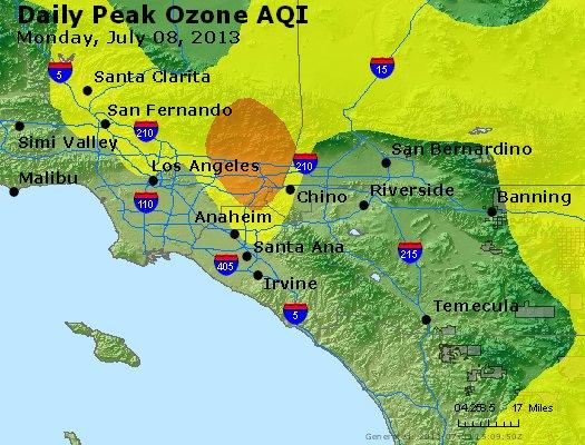 Peak Ozone (8-hour) - http://files.airnowtech.org/airnow/2013/20130708/peak_o3_losangeles_ca.jpg