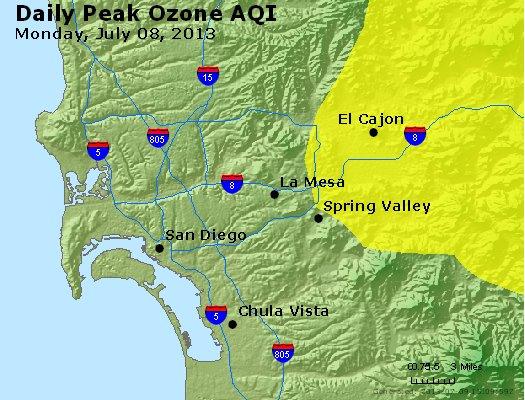 Peak Ozone (8-hour) - http://files.airnowtech.org/airnow/2013/20130708/peak_o3_sandiego_ca.jpg
