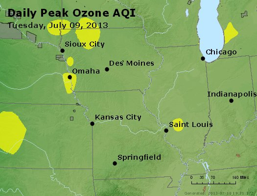 Peak Ozone (8-hour) - http://files.airnowtech.org/airnow/2013/20130709/peak_o3_ia_il_mo.jpg