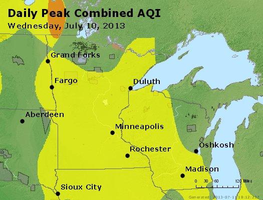Peak AQI - http://files.airnowtech.org/airnow/2013/20130710/peak_aqi_mn_wi.jpg
