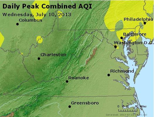 Peak AQI - http://files.airnowtech.org/airnow/2013/20130710/peak_aqi_va_wv_md_de_dc.jpg