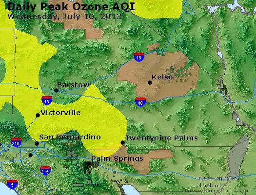 Peak Ozone (8-hour) - http://files.airnowtech.org/airnow/2013/20130710/peak_o3_sanbernardino_ca.jpg