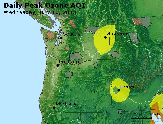 Peak Ozone (8-hour) - http://files.airnowtech.org/airnow/2013/20130710/peak_o3_wa_or.jpg
