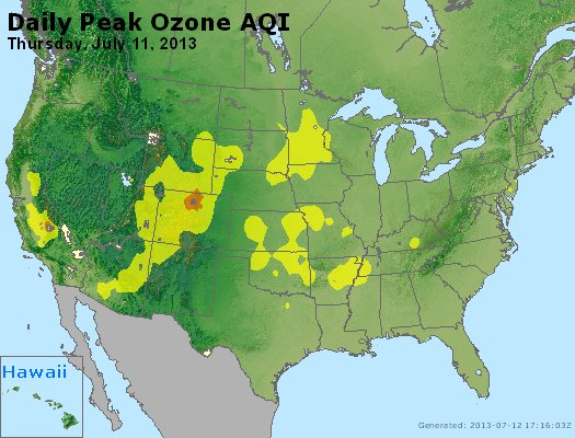 Peak Ozone (8-hour) - http://files.airnowtech.org/airnow/2013/20130711/peak_o3_usa.jpg