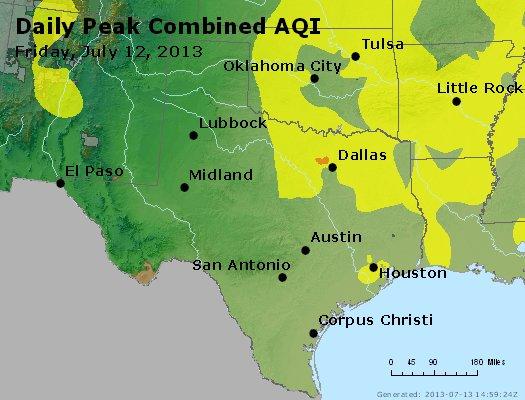 Peak AQI - http://files.airnowtech.org/airnow/2013/20130712/peak_aqi_tx_ok.jpg