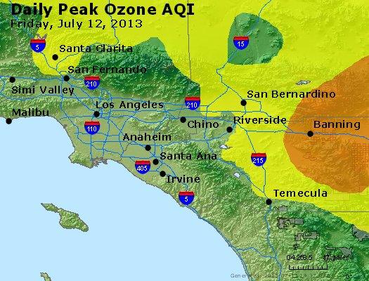Peak Ozone (8-hour) - http://files.airnowtech.org/airnow/2013/20130712/peak_o3_losangeles_ca.jpg