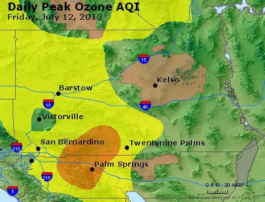 Peak Ozone (8-hour) - http://files.airnowtech.org/airnow/2013/20130712/peak_o3_sanbernardino_ca.jpg