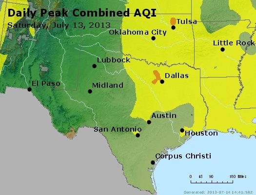 Peak AQI - http://files.airnowtech.org/airnow/2013/20130713/peak_aqi_tx_ok.jpg