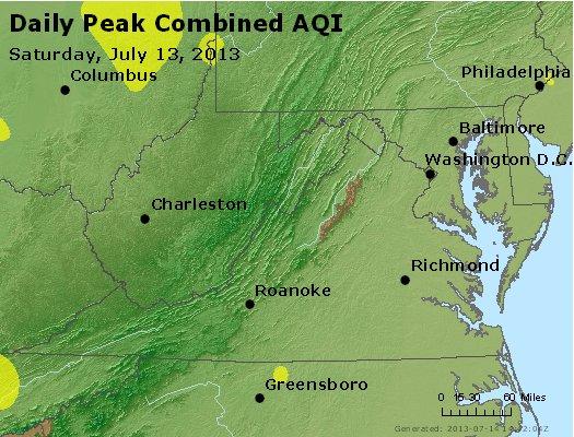 Peak AQI - http://files.airnowtech.org/airnow/2013/20130713/peak_aqi_va_wv_md_de_dc.jpg