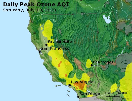 Peak Ozone (8-hour) - http://files.airnowtech.org/airnow/2013/20130713/peak_o3_ca_nv.jpg