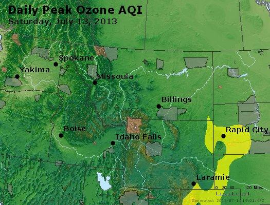Peak Ozone (8-hour) - http://files.airnowtech.org/airnow/2013/20130713/peak_o3_mt_id_wy.jpg