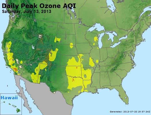 Peak Ozone (8-hour) - http://files.airnowtech.org/airnow/2013/20130713/peak_o3_usa.jpg