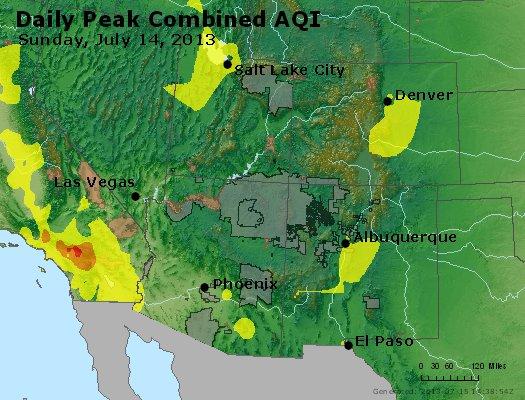 Peak AQI - http://files.airnowtech.org/airnow/2013/20130714/peak_aqi_co_ut_az_nm.jpg