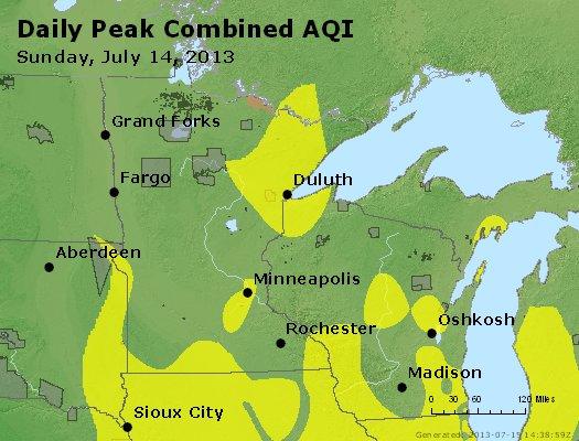 Peak AQI - http://files.airnowtech.org/airnow/2013/20130714/peak_aqi_mn_wi.jpg