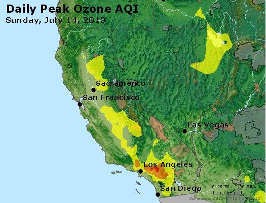 Peak Ozone (8-hour) - http://files.airnowtech.org/airnow/2013/20130714/peak_o3_ca_nv.jpg