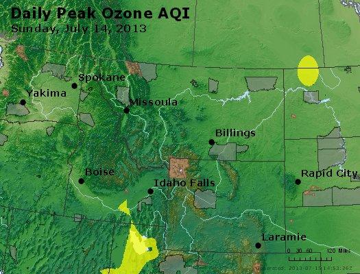 Peak Ozone (8-hour) - http://files.airnowtech.org/airnow/2013/20130714/peak_o3_mt_id_wy.jpg