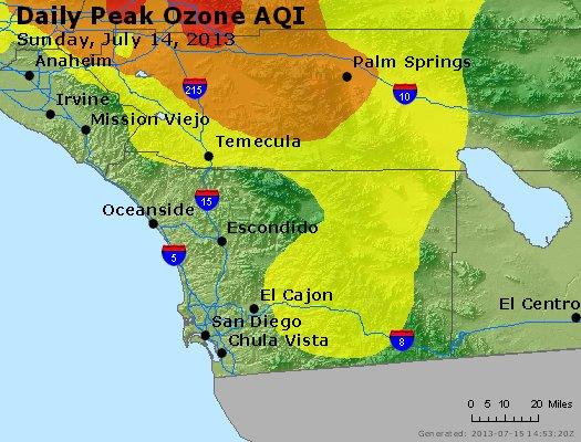 Peak Ozone (8-hour) - http://files.airnowtech.org/airnow/2013/20130714/peak_o3_sandiego_ca.jpg