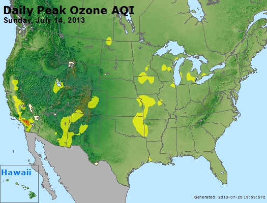 Peak Ozone (8-hour) - http://files.airnowtech.org/airnow/2013/20130714/peak_o3_usa.jpg