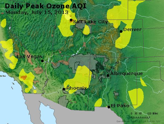 Peak Ozone (8-hour) - http://files.airnowtech.org/airnow/2013/20130715/peak_o3_co_ut_az_nm.jpg