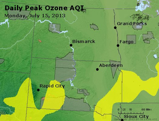 Peak Ozone (8-hour) - http://files.airnowtech.org/airnow/2013/20130715/peak_o3_nd_sd.jpg