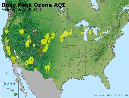 Peak Ozone (8-hour) - http://files.airnowtech.org/airnow/2013/20130715/peak_o3_usa.jpg
