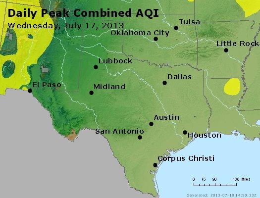 Peak AQI - http://files.airnowtech.org/airnow/2013/20130717/peak_aqi_tx_ok.jpg