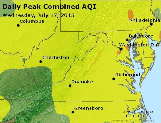 Peak AQI - http://files.airnowtech.org/airnow/2013/20130717/peak_aqi_va_wv_md_de_dc.jpg