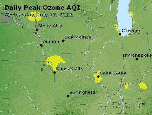 Peak Ozone (8-hour) - http://files.airnowtech.org/airnow/2013/20130717/peak_o3_ia_il_mo.jpg