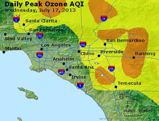 Peak Ozone (8-hour) - http://files.airnowtech.org/airnow/2013/20130717/peak_o3_losangeles_ca.jpg