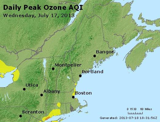 Peak Ozone (8-hour) - http://files.airnowtech.org/airnow/2013/20130717/peak_o3_vt_nh_ma_ct_ri_me.jpg