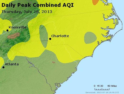 Peak AQI - http://files.airnowtech.org/airnow/2013/20130718/peak_aqi_nc_sc.jpg