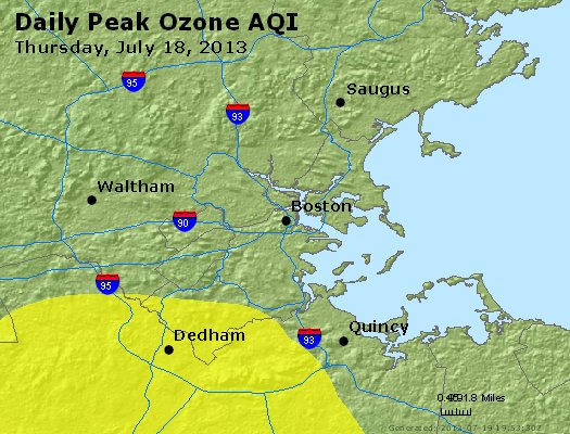 Peak Ozone (8-hour) - http://files.airnowtech.org/airnow/2013/20130718/peak_o3_boston_ma.jpg