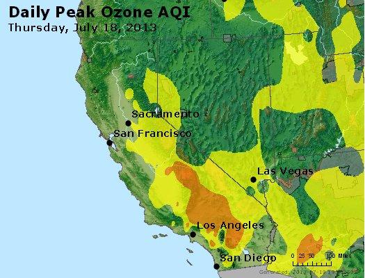 Peak Ozone (8-hour) - http://files.airnowtech.org/airnow/2013/20130718/peak_o3_ca_nv.jpg