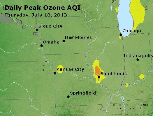 Peak Ozone (8-hour) - http://files.airnowtech.org/airnow/2013/20130718/peak_o3_ia_il_mo.jpg